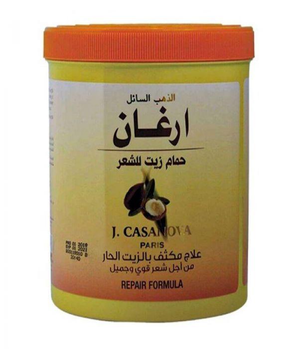Casanova Argan Hair Oil Bath 1000 gm