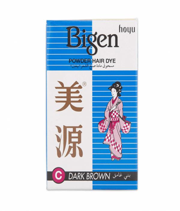 Bigen Hair Dye Powder - Dark Brown