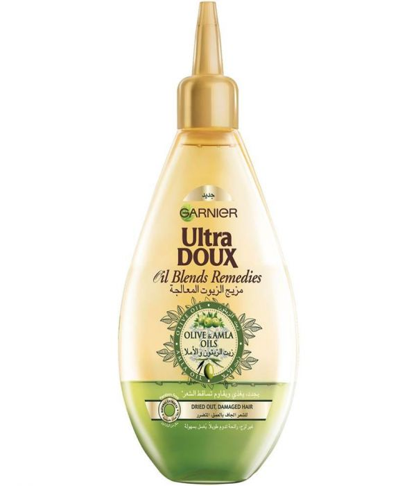 Ultra Doux Therapeutic Oils Mixture Of Amla And Olive Oil 140 ml