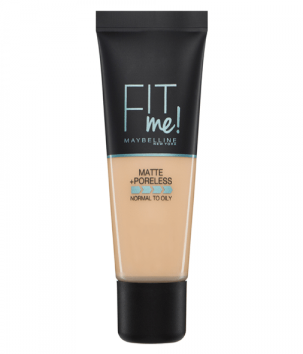 Maybelline Fit Me Matte And Poreless Foundation - 30ml 120Classic ivory