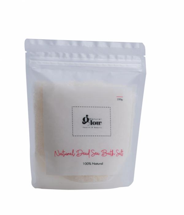 Natural Dead Sea Salts 250g