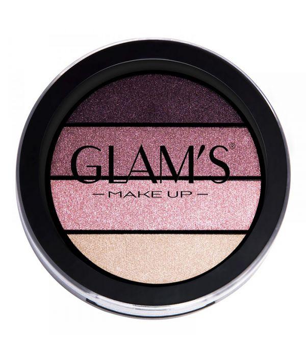 Glams Quattro Eye Shadow, Brunette 310