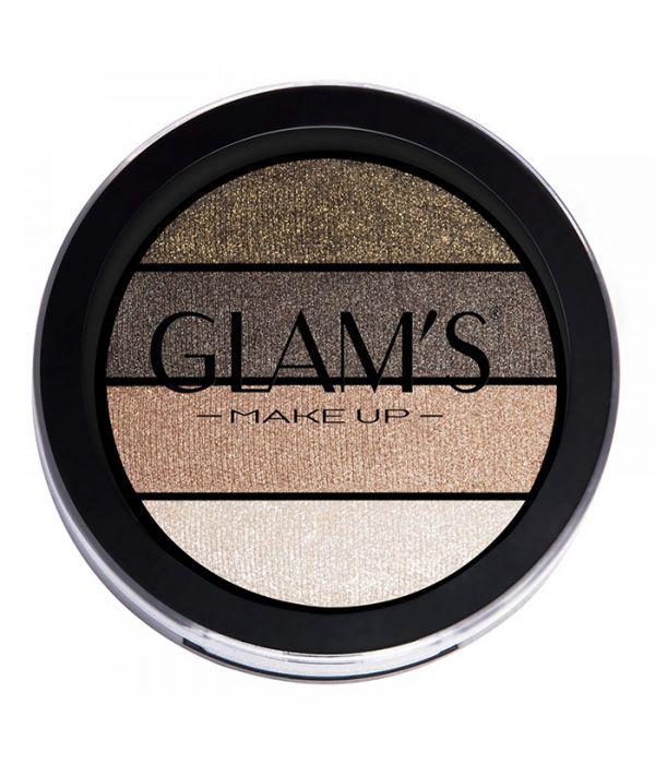 Glam's Quatro Eyeshadow, Safari 314