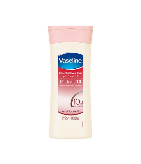 Vaseline Essential Unifying Lotion 10 in 1 400ml