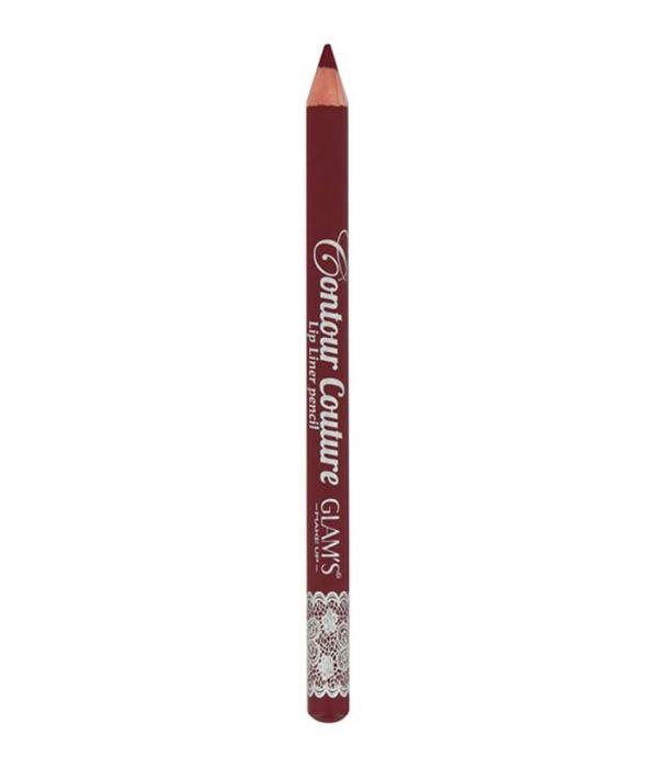 Glamz Lip Contour Pencil, Moulin Rouge 756