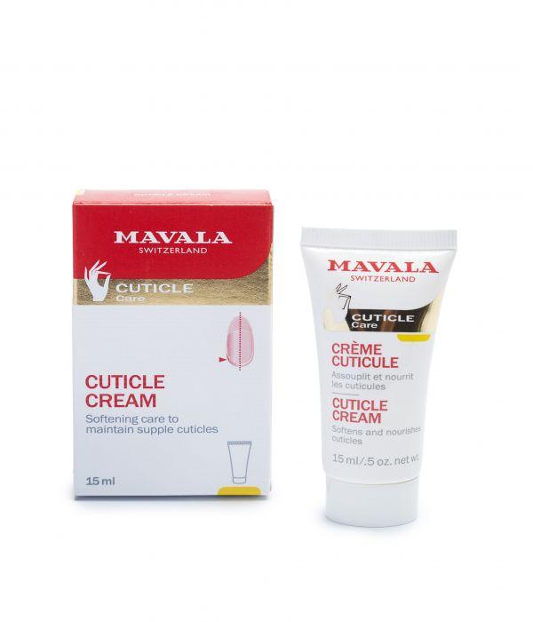 Mavala cuticle softener nail contour cream 15ml