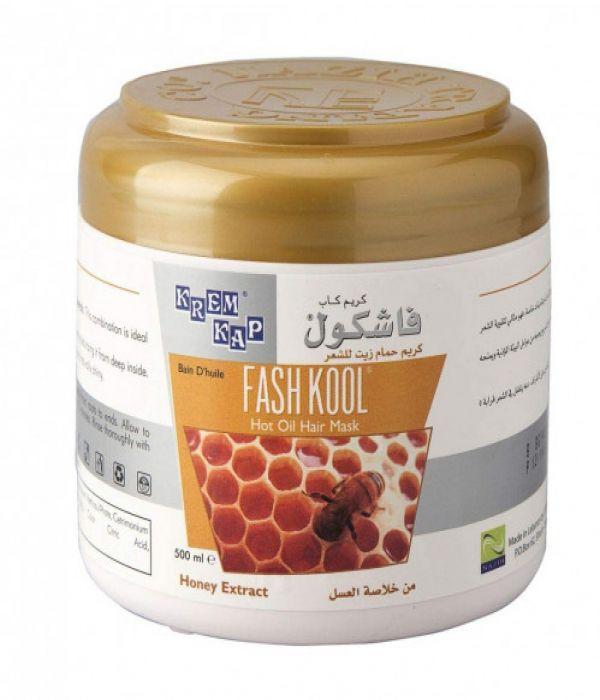 Fashkool Hair Cream Hair Mask with Honey Extract 500ml