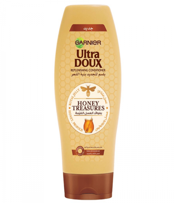 Garnier Ultra Doux Hair Conditioner With The Valuable Benefits Of Honey - 400ml