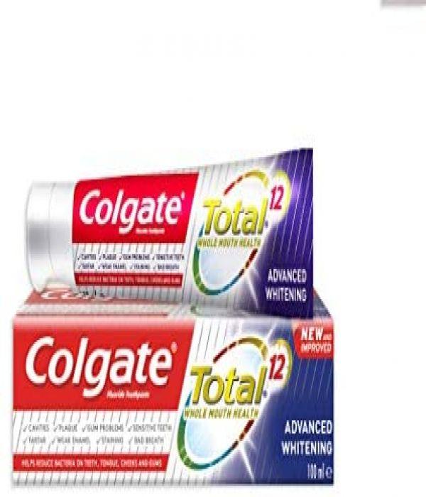 Colgate Toothpaste Total Advanced Whitening 100 ml