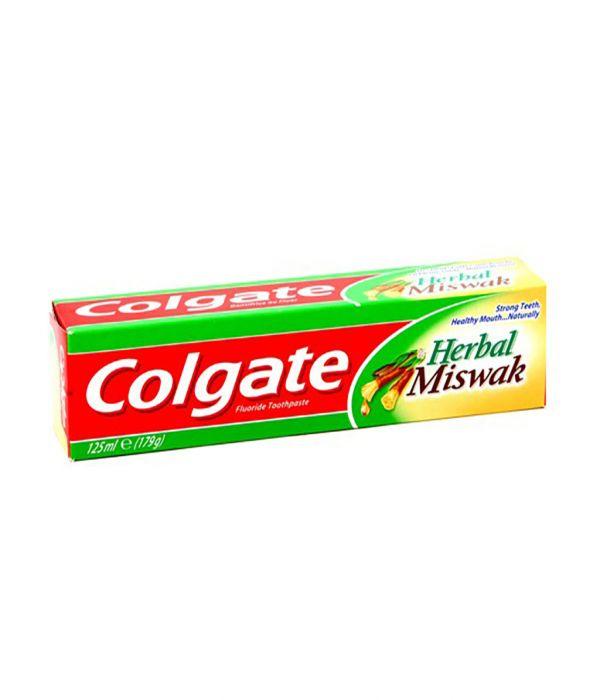 Colgate Toothpaste Herbal Miswak - 125 ml