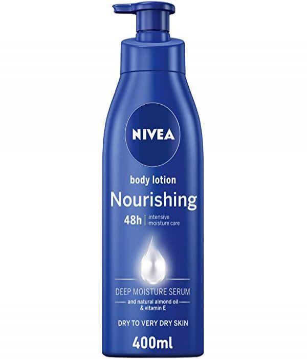 Nivea Body Cream, 400ml