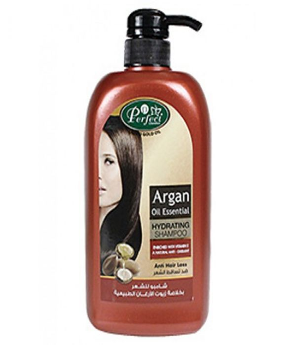 Perfect Argan Oil Shampoo and Conditioner - 1000 ml