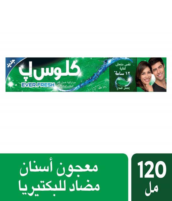Closeup Antibacterial Mint Fresh Toothpaste, 120 ml